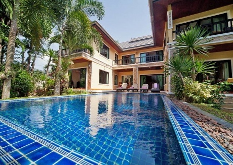 BangTao Tara Villa 1 | 4 Bed Pool Villa near Bang Tao Beach in Phuket