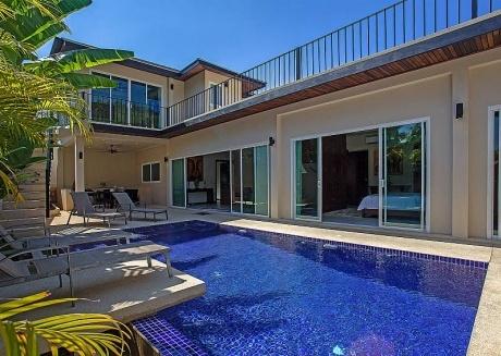 Rawayana Pool Villa | 5 Bed Pool House in Rawai Phuket