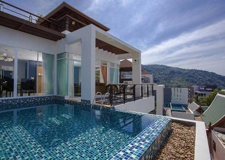 Kata Horizon Villa B1 |  4 Bed Pool House in Kata Phuket
