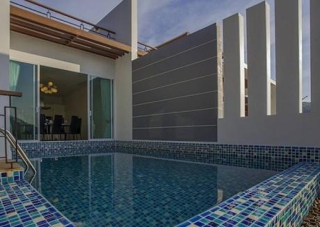 Kata Horizon Villa B2 | 4 Bedroom Pool Villa With Sea Views in Phuket