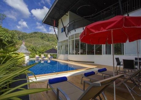 Big Buddha Hill Villa | 8 Bed Designer Holiday Pool Home in Phuket
