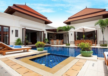 Baan Pasana | 3 Bed Privat Pool Getaway in Laguna Phuket