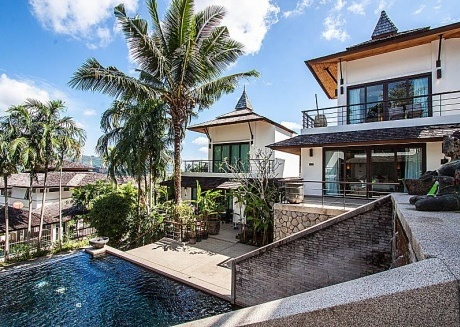 Nirano Villa 23 | 2 Bed Holiday Resort Rental Kathu Phuket