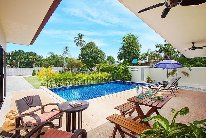 Villa Tallandia | 3 Bed Rental with Pool in Raw... Slide-4