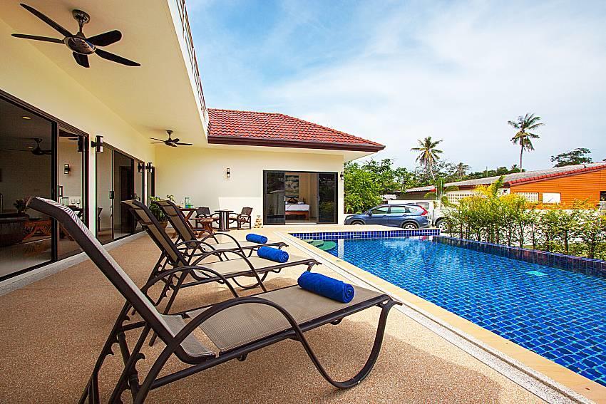 Villa Tallandia | 3 Bed Rental with Pool in Raw... Slide-2