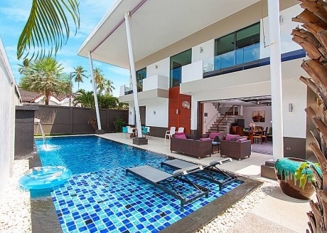 Villa Elina | 3 Bed Pool Phuket Home in Chalong