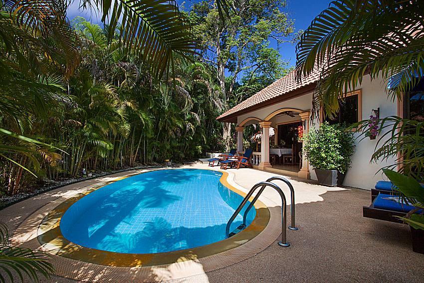 Villa Onella | 2 Bed Tucked Away Pool Villa in ... Slide-2