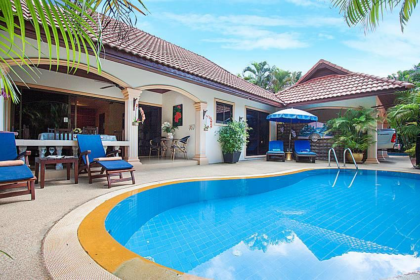 Villa Onella | 2 Bed Tucked Away Pool Villa in ... Slide-1