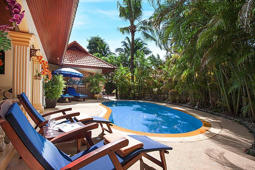Villa Onella | 2 Bed Tucked Away Pool Villa in ... Slide-3