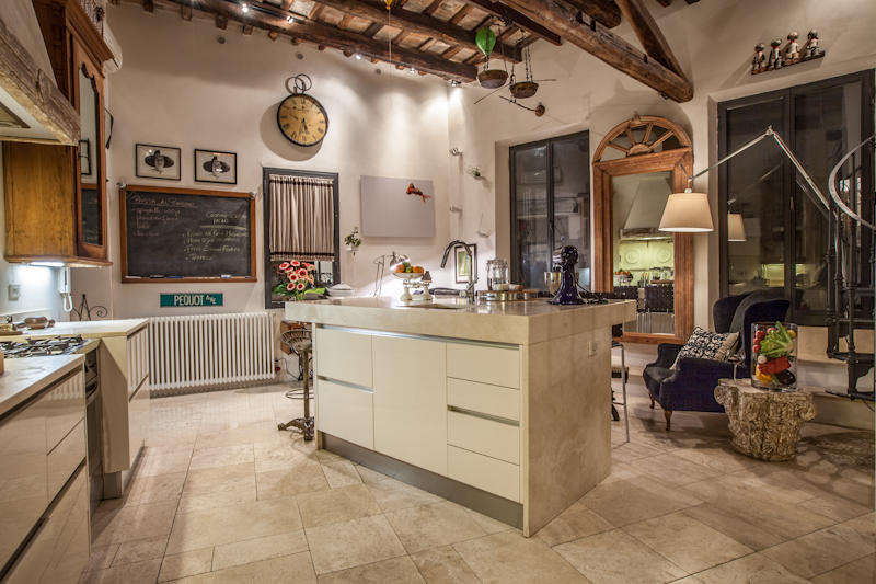 Phoebe apartment in Rome - Kitchen Slide-3