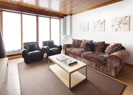 Spacious apartment in the center of Baqueira with Lift, Parking, Washing machine, Balcony