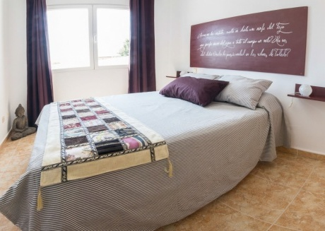 Spacious apartment in the center of Gálvez with Parking, Air conditioning, Terrace