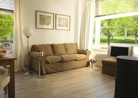 Spacious apartment in Amsterdam with Internet, Washing machine, Air conditioning