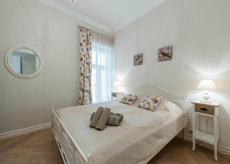 Cozy apartment in the center of Tallinn with Lift, Internet, Washing machine