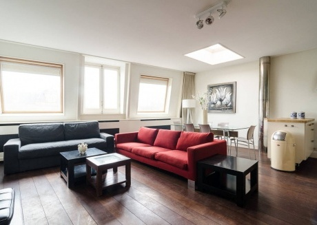 Cozy apartment very close to the centre of Amsterdam with Internet, Washing machine