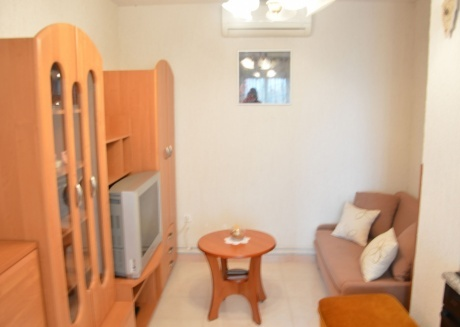 Cozy apartment in the center of Gajana with Parking, Internet, Air conditioning