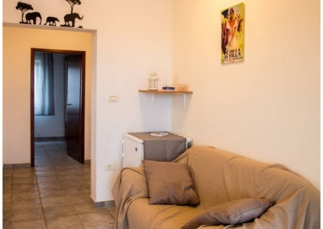 Cozy apartment in the center of Peroj with Parking, Internet, Air conditioning, Balcony