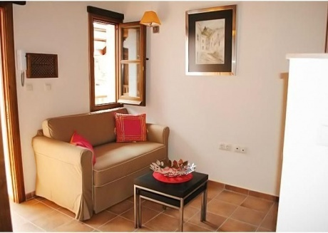 Cozy apartment in the center of Granada with Washing machine, Air conditioning