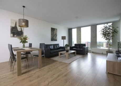 Spacious apartment in Amsterdam with Lift, Parking, Internet, Washing machine
