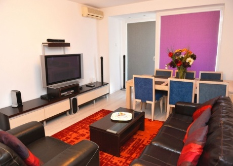 Cozy apartment close to the center of Bucharest with Lift, Internet, Washing machine, Air conditioning