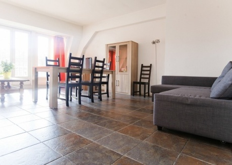 Cozy apartment in the center of Brussels with Lift, Internet