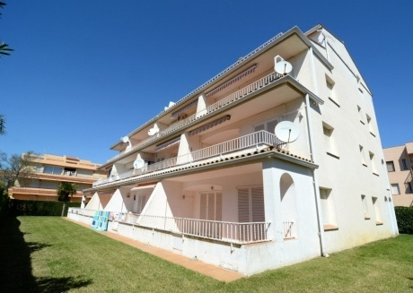 Cozy apartment in the center of Els Griells with Washing machine, Terrace