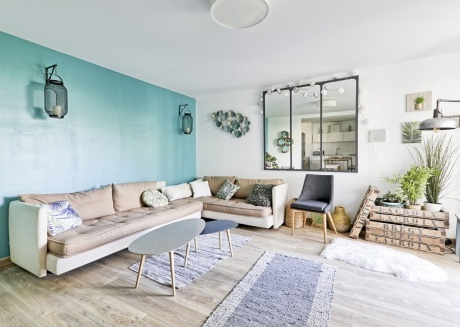 Cozy apartment in Chessy with Lift, Internet, Washing machine