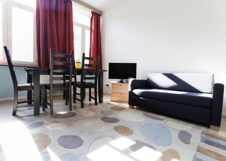 Cozy apartment in the center of Brussels with Internet