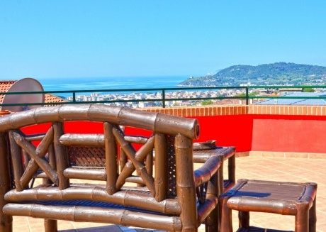 Cozy apartment close to the center of Minturno with Parking, Internet, Washing machine, Air conditioning