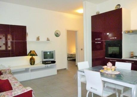 Cozy apartment in Minturno with Internet, Washing machine, Air conditioning, Garden