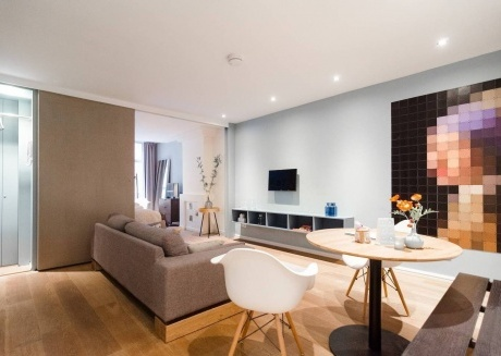 Cozy apartment in the center of Amsterdam with Internet, Washing machine