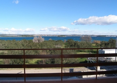 Spacious apartment close to the center of Tkon with Parking, Internet, Air conditioning, Balcony