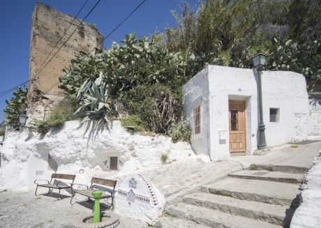 Cozy apartment very close to the centre of Granada with Internet