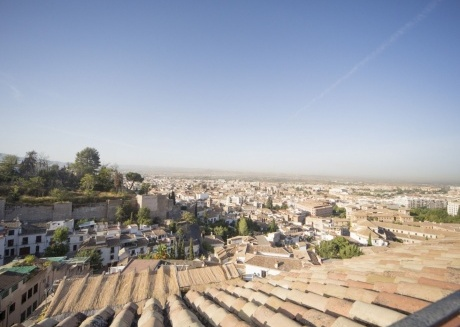 Cozy apartment in the center of Granada with Parking, Internet, Washing machine, Air conditioning