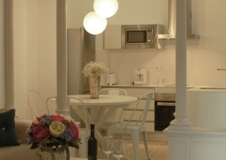 Cozy building in the center of Granada with Lift, Washing machine, Air conditioning, Balcony