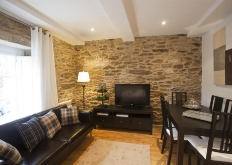 Spacious apartment in the center of Santiago de Compostela with Lift, Internet, Washing machine