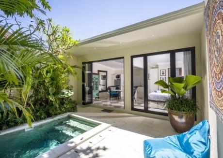 Villa Zak 1 Bedroom Villa With Pool!