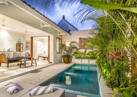 Beautiful 1 Bedroom Villa With Private Pool!!