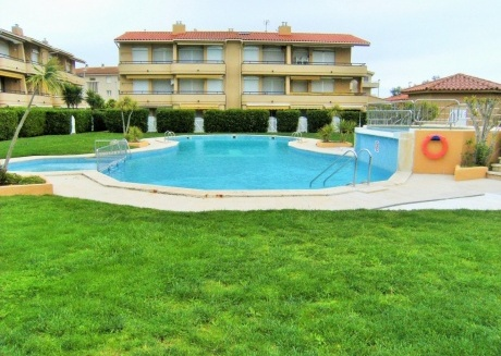 Cozy apartment in the center of Els Griells with Washing machine, Pool, Terrace