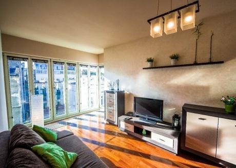 Luxury one bedroom apartment inear Planty Park.