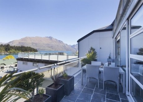 Queenstown Villa 4 - Luxury Apartment in the Heart of Queenstown