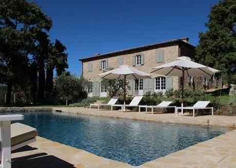 Villa Gaiole