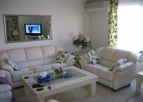 Spacious apartment in Alanya with Internet, Washing machine, Balcony, Garden