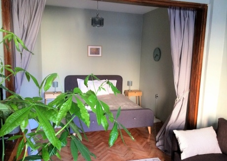 Cozy apartment very close to the centre of Sofia with Internet, Washing machine, Balcony