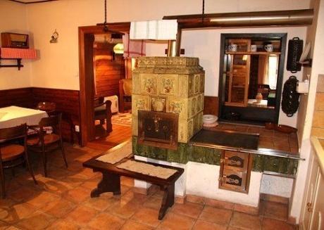 Mala Moravka - log cabin 153