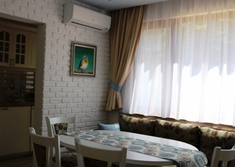 Spacious apartment in the center of Varna with Internet, Washing machine, Air conditioning, Balcony