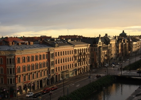 Perfect 3 bedroom apartment for Malmö city break - Great views!