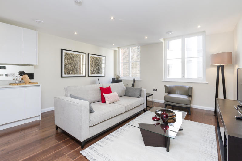 Chancery Lane One Bedroom Apartment Slide-4