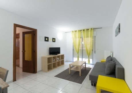 Baco Apartment in UNESCO City close to Madrid