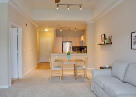 Walkable 1br apt walk to everything w/parking/lynx